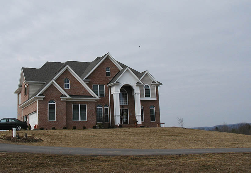 Brick Custom Home Builders for Montgomery and Frederick County MD
