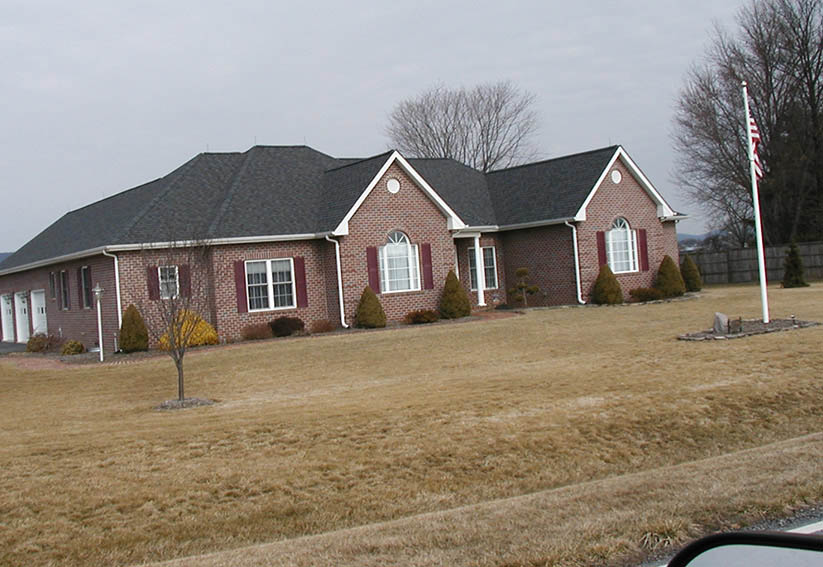 Brick Ranch Custom Home- Builders Remodeling Interior Kitchens and Outside Frames- Frederick and Montgomery County MD