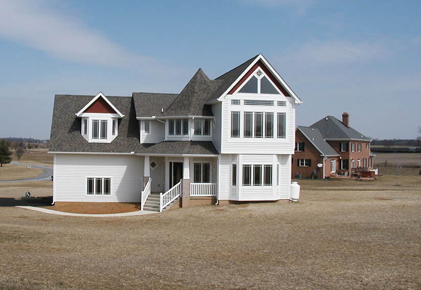 Large Remodeling Done on This Custom Home- Frederick County MD