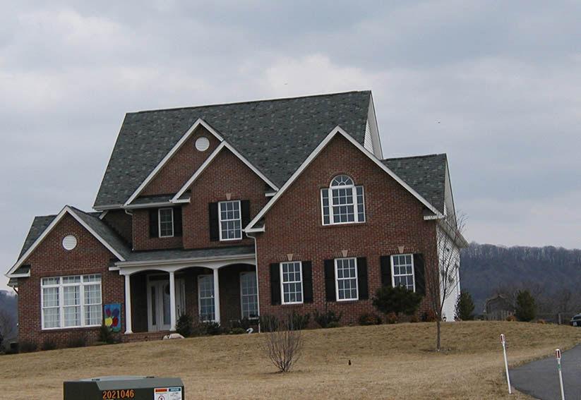Dark Brick- Custom Home- Remodeling for Kitchens and More- Frederick County MD