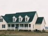 Dormers on Custom Home in Frederick County MD- Builders