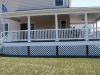 Remodeled Wrap Around Porch- Custom Home in Frederick County MD