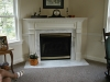 Custom Interior Fireplace- Home Builders in Frederick and Montgomery County MD