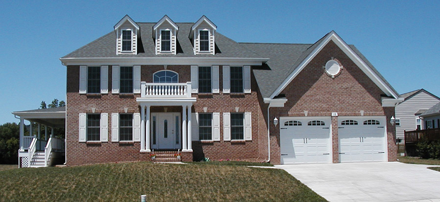 Frederick County Maryland Custom Home Builders
